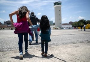 Migrant Children From Other Countries Are Being Expelled Into Mexico