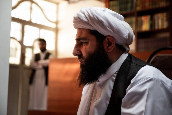 A Radical Cleric Ignites an Islamist Resistance in Afghanistan