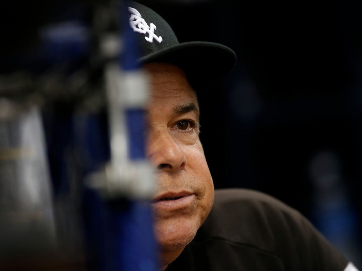 For fired White Sox manager Rick Renteria, there was no hiding from the inevitable