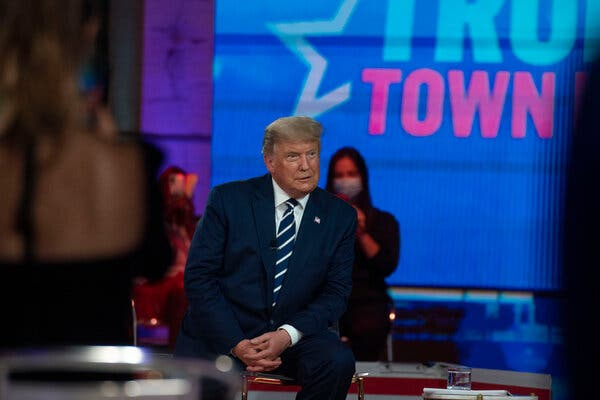 Six Takeaways From Thursday's Dueling Trump and Biden Town Halls