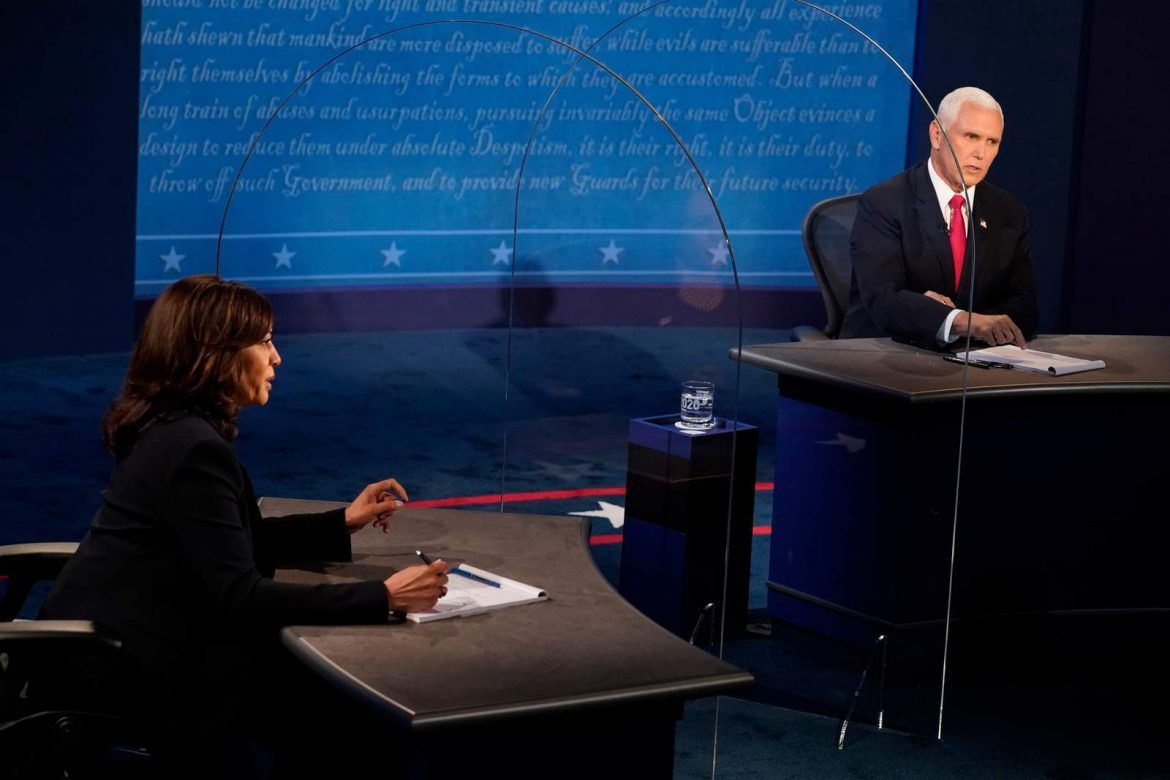 5 questions we hope you'll weigh in on, following the Pence-Harris debate
