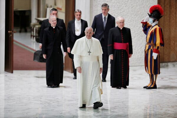 Vatican Extends Deal With China Over Appointment of Bishops
