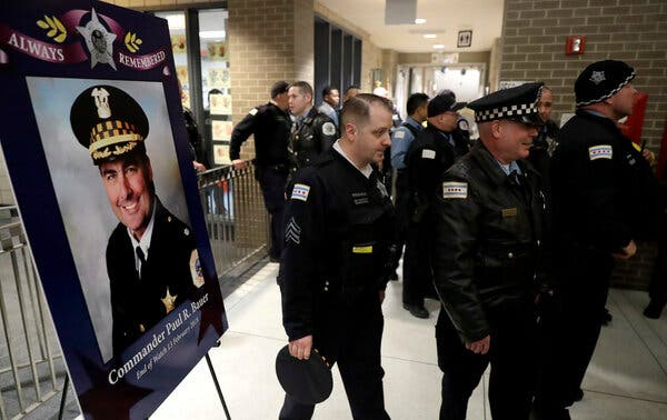 Life Without Parole for Man Who Killed Chicago Police Commander