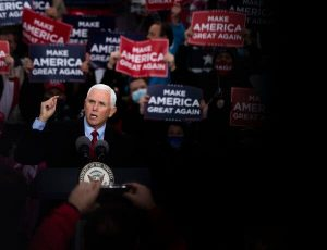 Infection of Pence Aides Raises New Questions About Trump's Virus Response