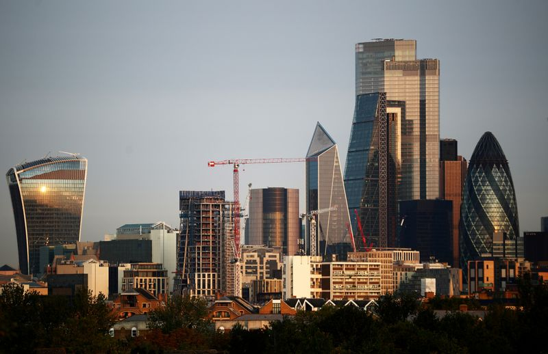 UK financial services firms turn cautiously optimistic – CBI