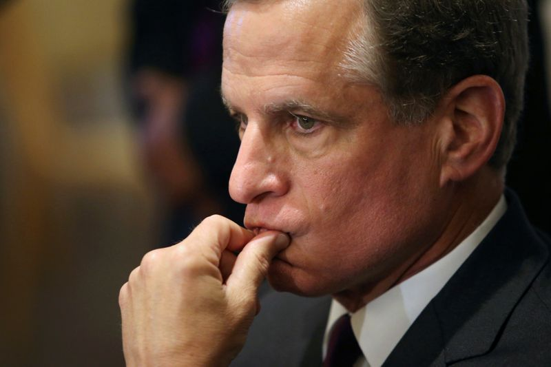 Fed's Kaplan sees U.S. economy shrinking just 2.5% this year