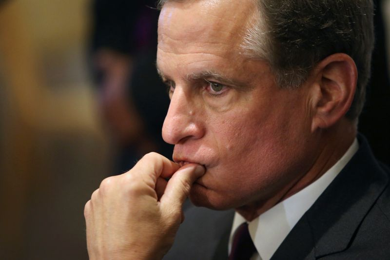 Fed's Kaplan rejects adding to bond buys, nods to future taper