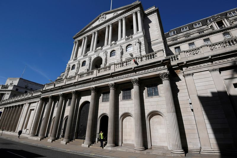 Bank of England tightens COVID corporate lending rules
