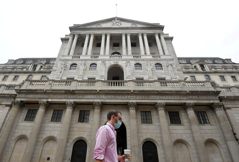 Bank of England asks banks how ready they are for sub-zero rates