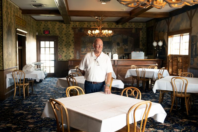 After frying chicken for over 100 years, Kansas restaurant is shut by pandemic