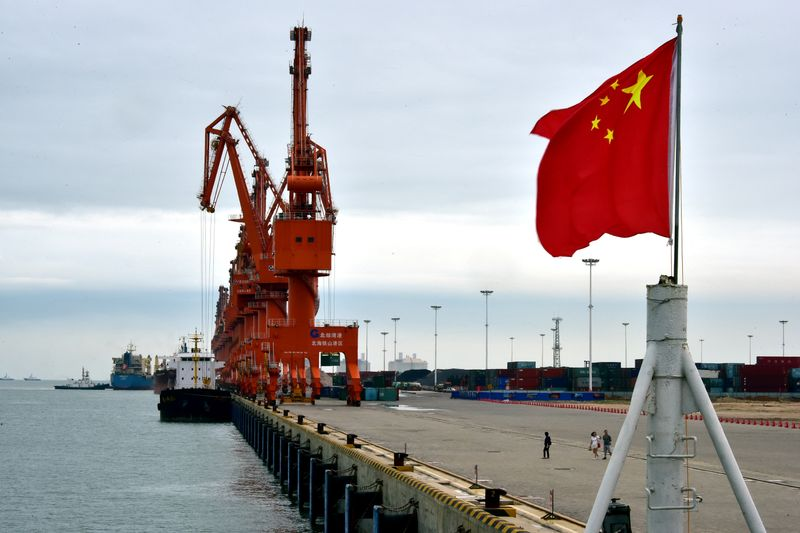 China passes export-control law following U.S. moves