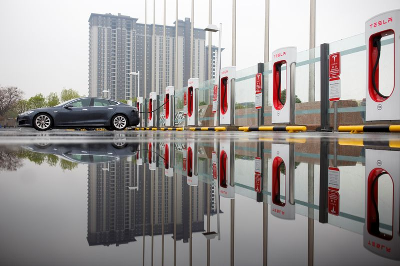 China's NEV sales to account for 20% of new car sales by 2025, 50% by 2035