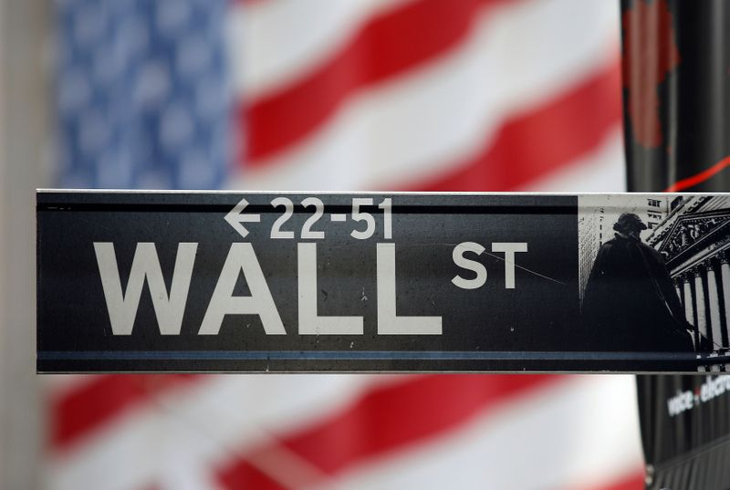 U.S. stock market braces for rocky week ahead of contentious U.S. election