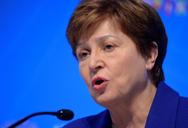 IMF's Georgieva says more funds needed to expand concessional loans to poor countries