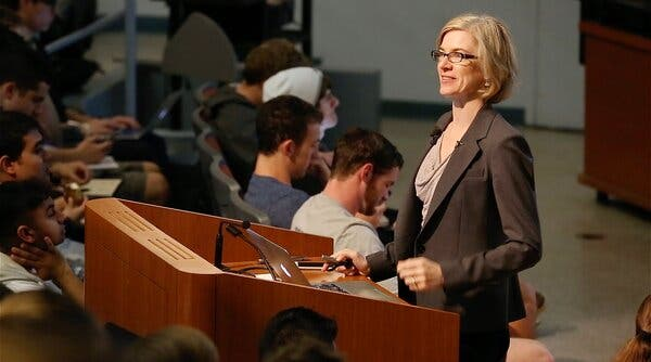 Jennifer Doudna, New Nobel Laureate, on Science and Covid