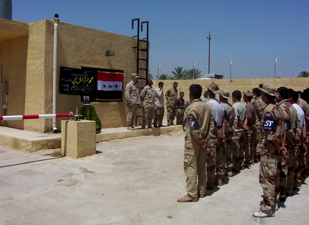 Veterans Feel Betrayed as U.S. Immigration System Fails Imperiled Iraqi Allies