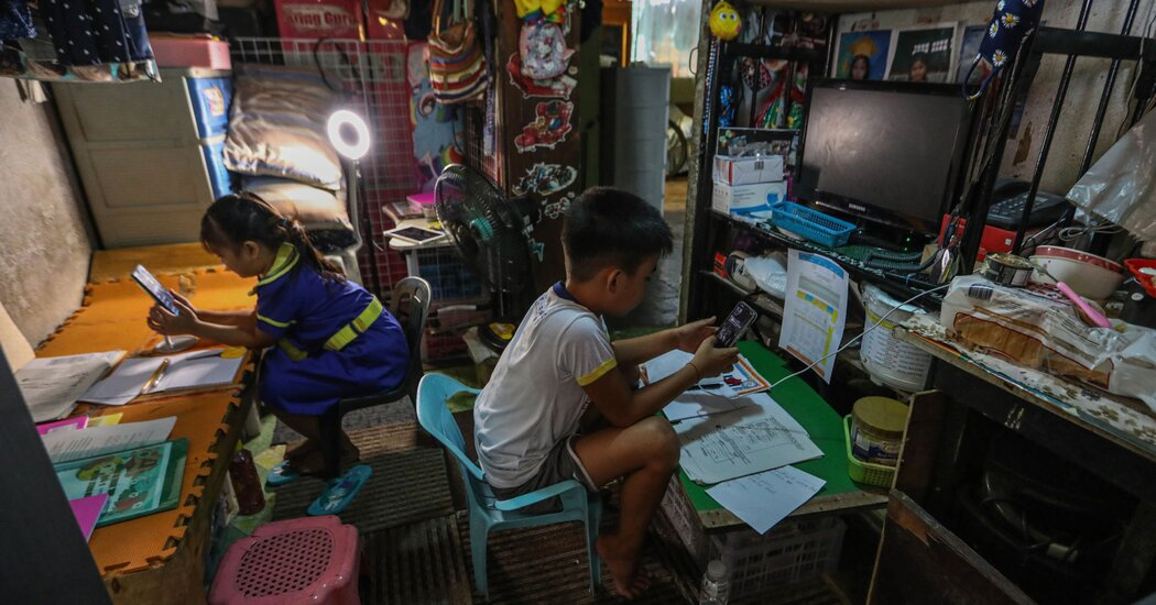Manila orders karaoke silence for students' sake, and other news from around the world.
