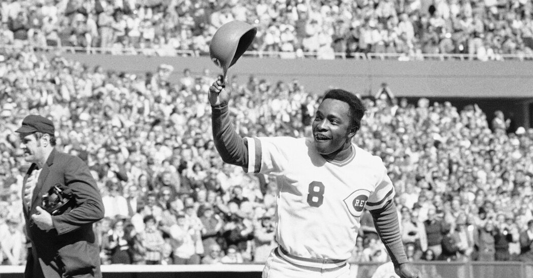 Joe Morgan, Hall of Fame Second Baseman, Is Dead at 77