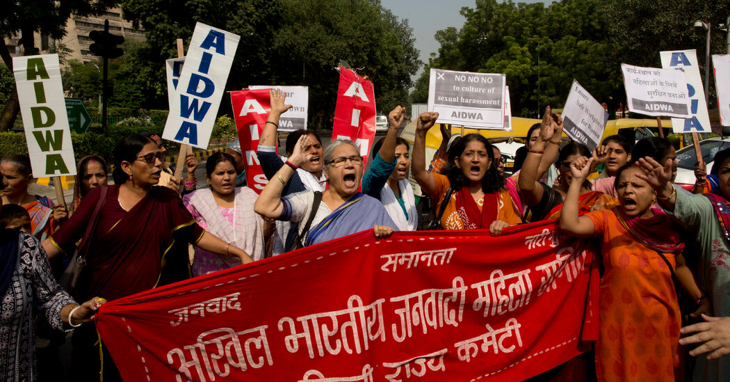 For Indian Women Working as Cooks and Nannies, No #MeToo Moment