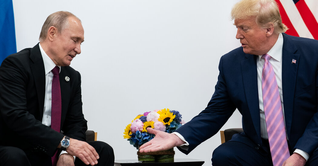 Trump Thought He Had a Nuclear Deal With Putin. Not So Fast, Russia Said.