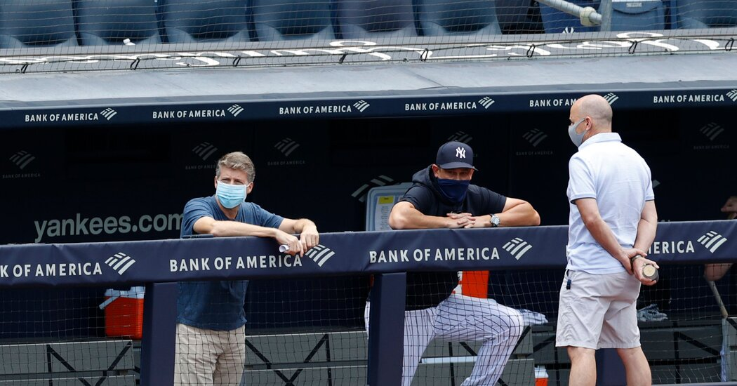 Murky Financial Forecast Looms Over Yankees' Off-Season Questions
