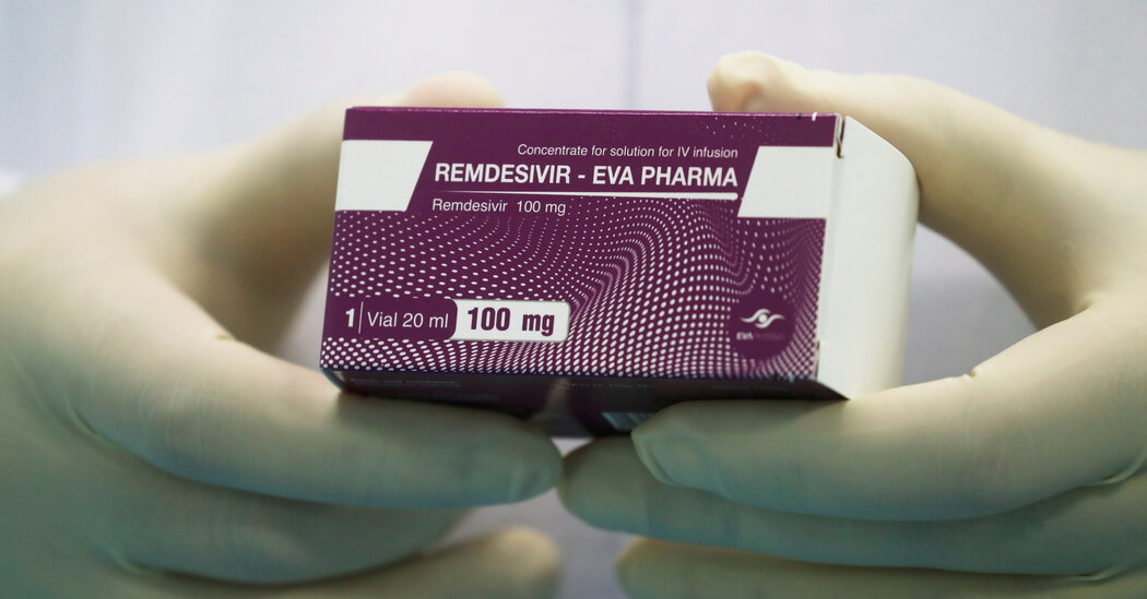 Remdesivir Fails to Prevent Covid-19 Deaths in Huge Trial