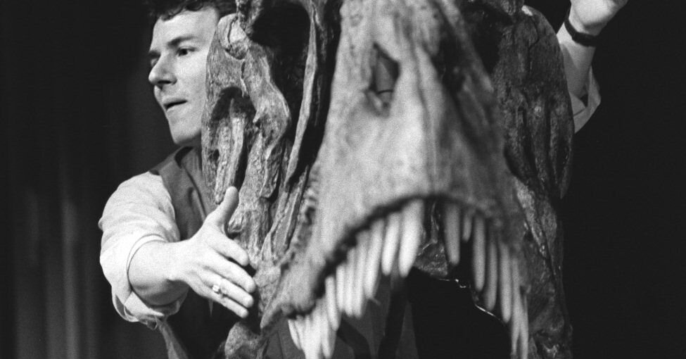 Paleontologists See **** as Conference Software Bleeps Scientific Terms