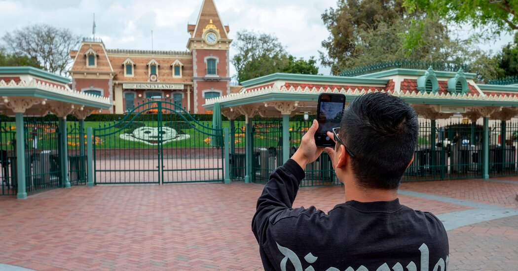 Disneyland, Other California Theme Parks, Get Rules for Reopening