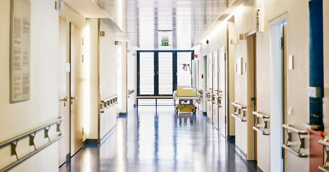 Where Have All the Hospital Patients Gone?
