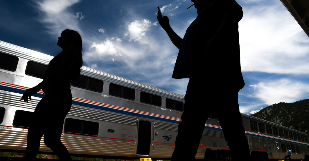 Amtrak Warns of Layoffs and Project Delays Without Billions in Assistance