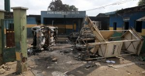 As Lawlessness Roils Nigeria, Police Chief Vows to Take Back Streets