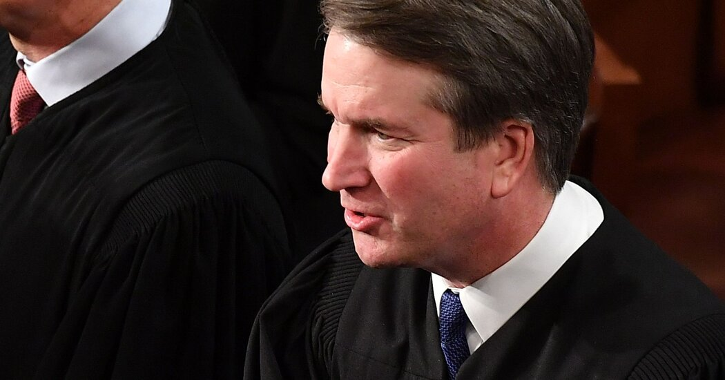 Kavanaugh Fixes Mistake in Election Opinion After Vermont Complaint
