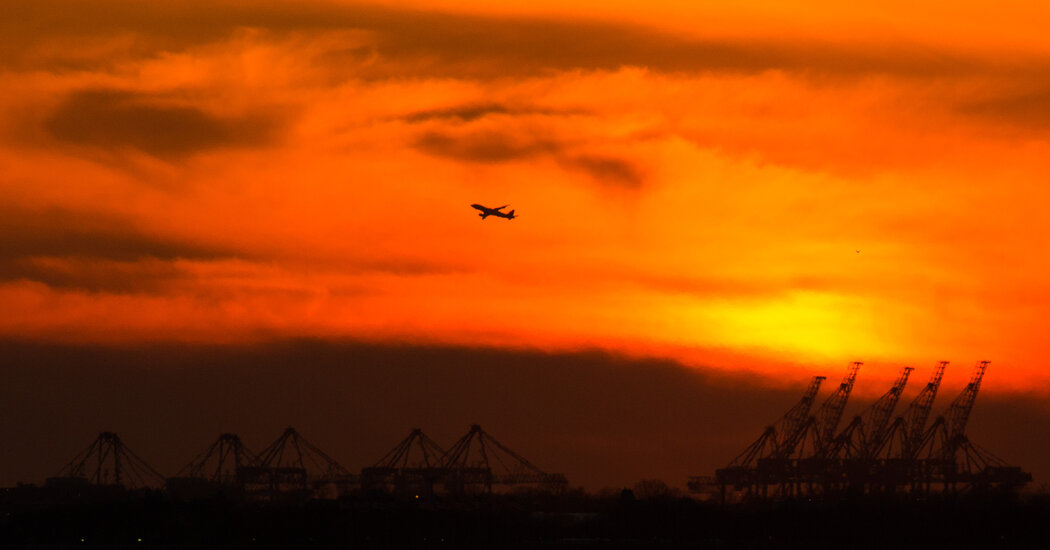 Slump in Air Travel Hindered Weather Forecasting, Study Shows