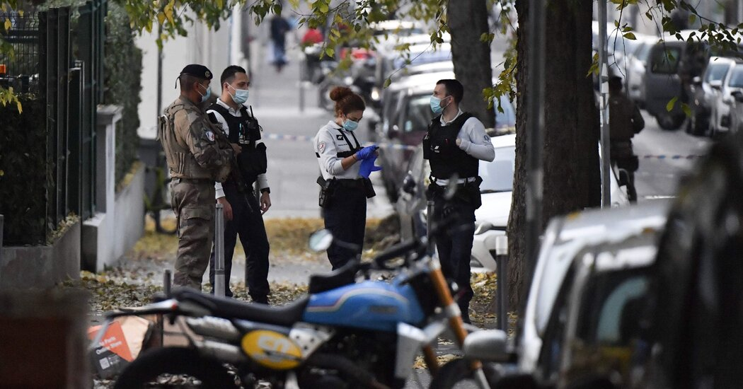 Greek Orthodox Priest Wounded in Lyon, France, Shooting, Reports Say