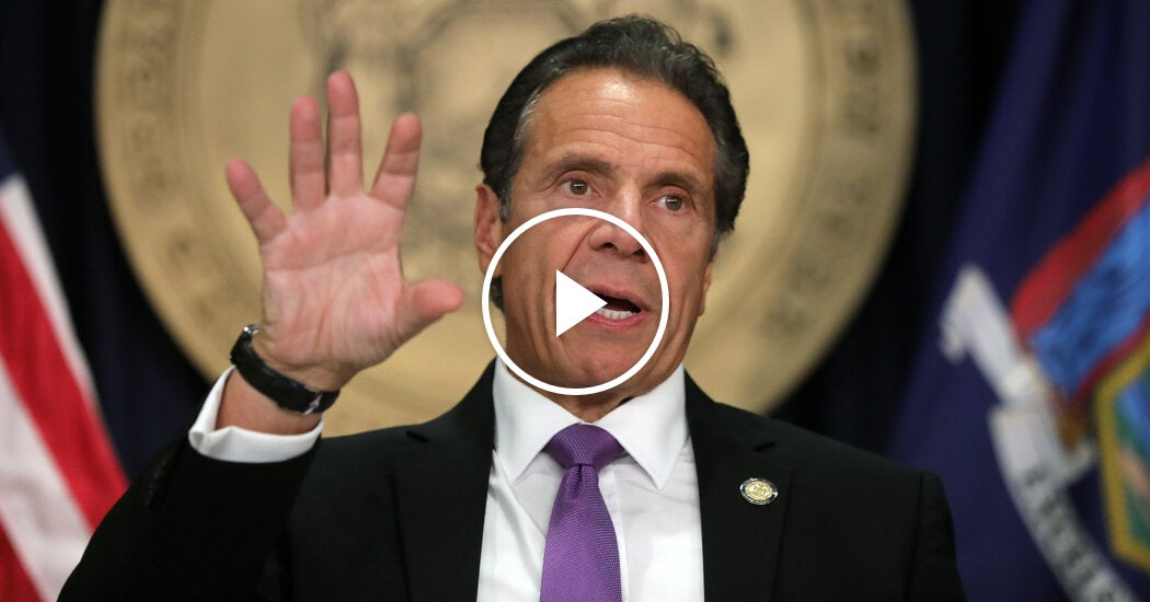 'Better Safe Than Sorry,' Cuomo Says After School Closings