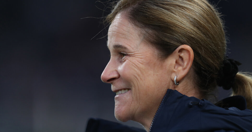 Top Women's Soccer Coach Wants Some Company on the Sideline