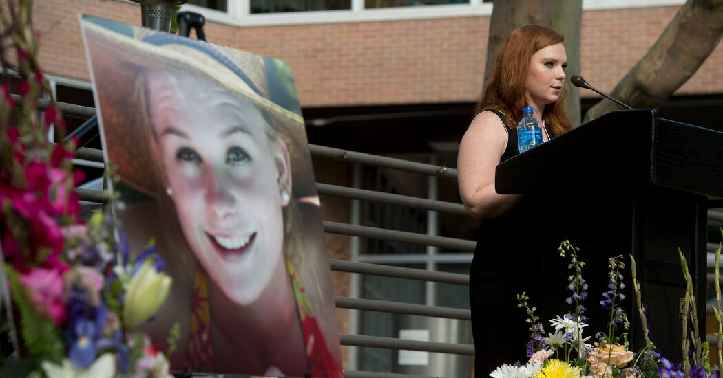 Man Pleads Guilty to Killing and Burning a Utah College Student