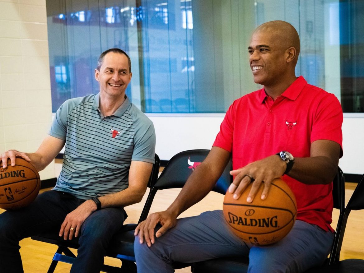 The most important acquisition the Bulls made this offseason? Sanity