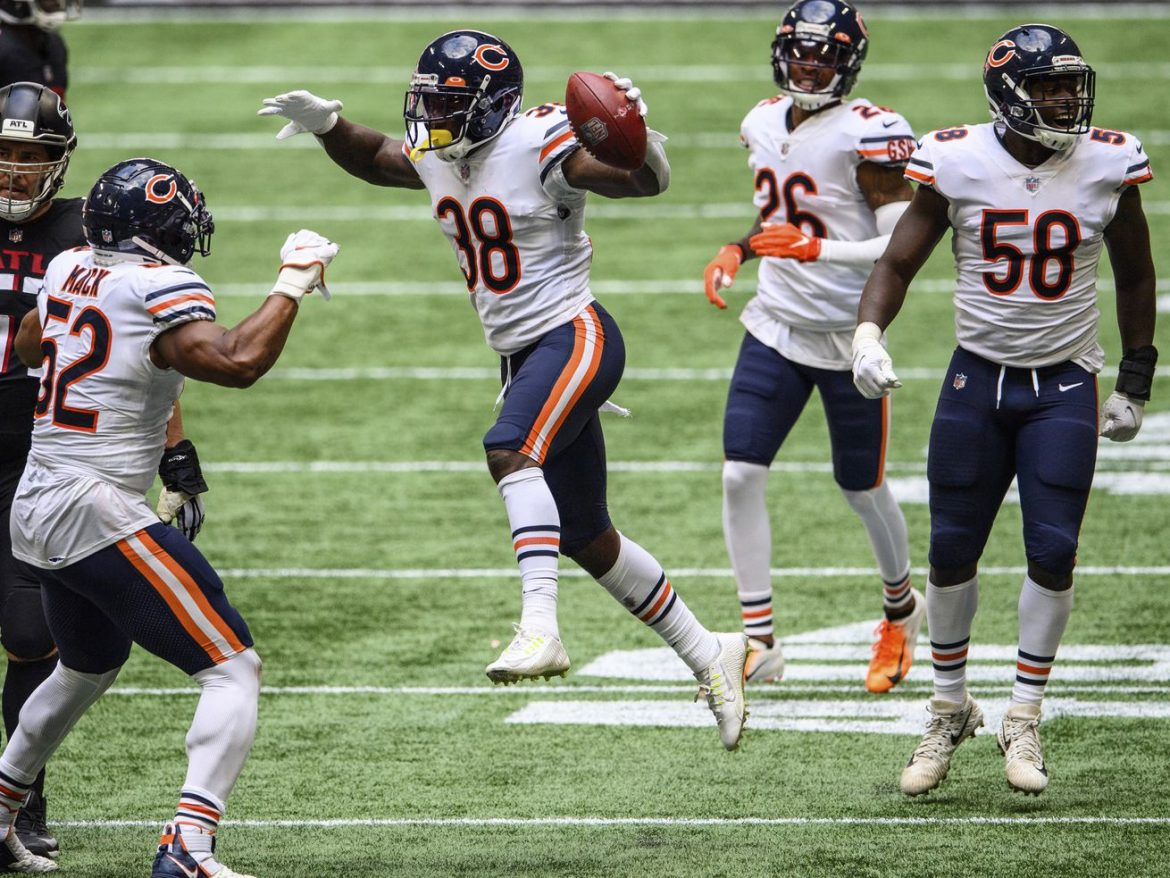 Meandering or Marching? Here's how the 2020 Bears can make a serious playoff run