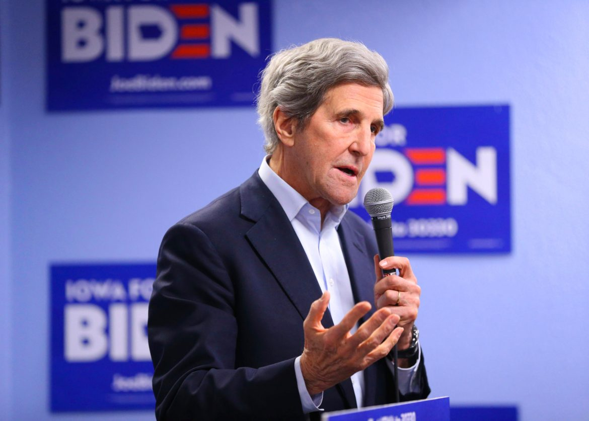 John Kerry Is Mad as Hell
