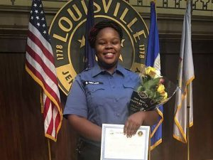'She didn't deserve to die': Louisville officer involved in Breonna Taylor case speaks out
