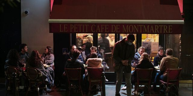 Paris closes all bars amid spike in coronavirus among young people; UK leaves nearly 16,000 cases unreported