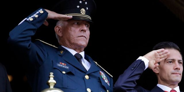 Mexico's former defense secretary arrested at LAX on drug, money charges