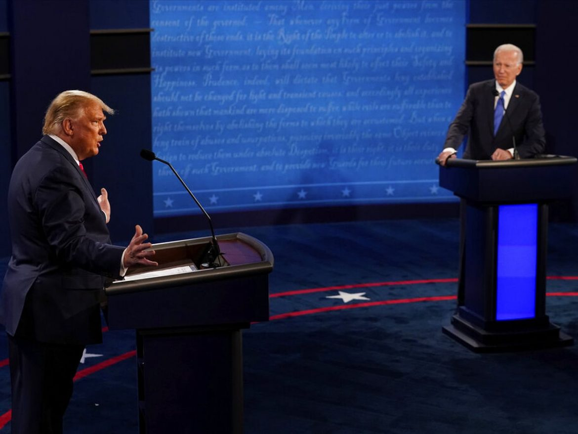 Here are 10 quick quotes from the last Trump-Biden debate
