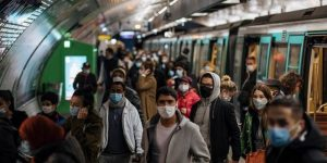 Infections disease expert warns France has 'lost control' of coronavirus pandemic