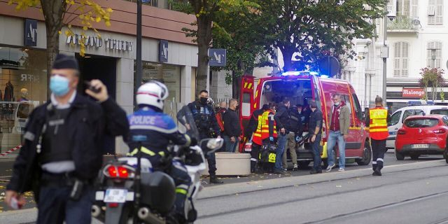 Knife attack at French church leaves 3 dead as country is on heightened terror alert