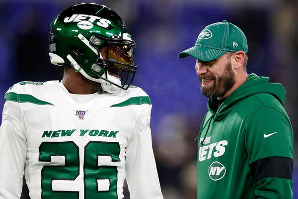 The Jets and Giants Are Both 0-5. That's the Tweet.