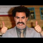 Borat Is Back and Rudy Giuliani Is Not a Fan
