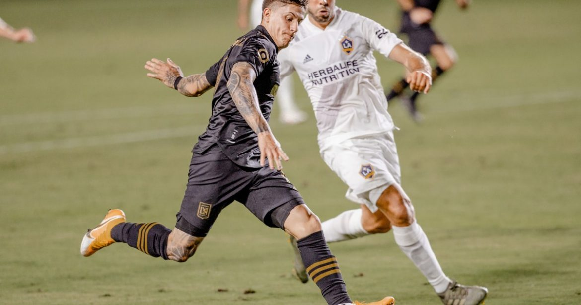 Soccer newsletter: LAFC and the Galaxy are heading in opposite directions