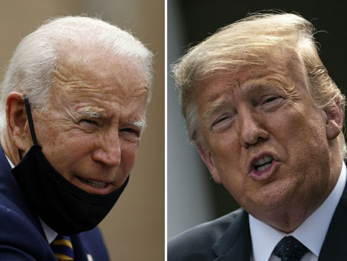 Trump-Biden presidential election race nears end, but America's divide continues